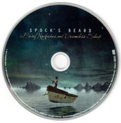 Double CD - Spock's Beard - Brief Nocturnes And Dreamless Sleep - Digibook