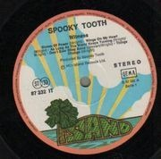 LP - Spooky Tooth - Witness - german original