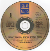 CD - Spooky Tooth - The Best Of Spooky Tooth