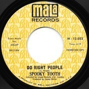 7inch Vinyl Single - Spooky Tooth - The Weight