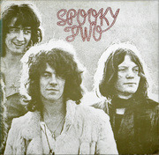 LP - Spooky Tooth - Spooky Two - Pink Rim Island
