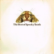 LP - Spooky Tooth - The Best Of Spooky Tooth - orange blue rim