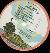 LP - Spooky Tooth - Witness - ISLAND USA