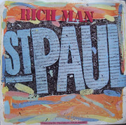 7inch Vinyl Single - St. Paul - Rich Man