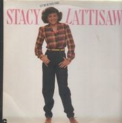 LP - Stacy Lattisaw - Let Me Be Your Angel