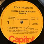 LP - Stan Freberg - Freberg Underground! Show No. 1