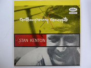 7inch Vinyl Single - Stan Kenton And His Orchestra - Contemporary Concepts