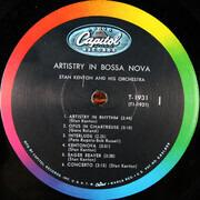 LP - Stan Kenton And His Orchestra - Artistry In Bossa Nova