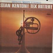 LP - Stan Kenton, Tex Ritter - Stan Kenton! Tex Ritter!