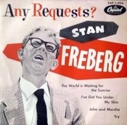 7'' - Stan Freberg - Any Requests?