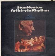 LP - Stan Kenton - Artistry In Rhythm - Duophonic, thick cardboard sleeve