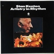 LP - Stan Kenton - Artistry In Rhythm - STILL SEALED