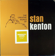 LP - Stan Kenton - Contemporary Concepts