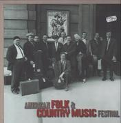 CD & Buch - Stanley Brothers / Roscoe Holcomb / The New Lost City Ramblers a.o. - American Folk & Country Festival 1966