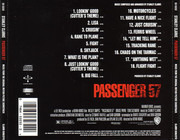 CD - Stanley Clarke - Passenger 57 (Music From The Original Motion Picture Soundtrack)