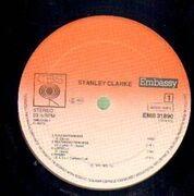 LP - Stanley Clarke - Stanley Clarke