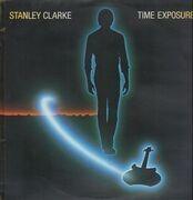 LP - Stanley Clarke - Time Exposure