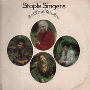 LP - Staple Singers - Be What You Are