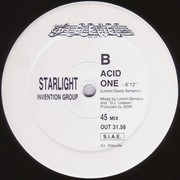 12inch Vinyl Single - Starlight - Numero Uno