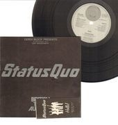 LP - Status Quo - Hello! - SPIRAL + BOOK