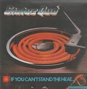 LP - Status Quo - If You Can't Stand The Heat - die cut cover