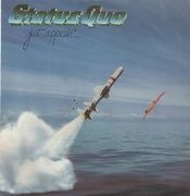 LP - Status Quo - Just Supposin'... - Green Spaceship labels