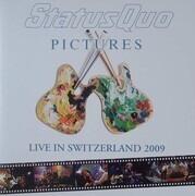 Double LP - Status Quo - Pictures: Live In Switzerland 2009 - White Vinyl