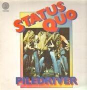 LP - Status Quo - Piledriver - Gatefold