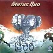 LP - Status Quo - Quo - w POSTERLYRIC SHEET