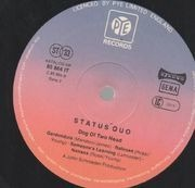 LP - Status Quo - Dog Of Two Head