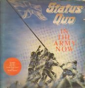 LP - Status Quo - In The Army Now - Zimbabwe