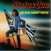 7inch Vinyl Single - Status Quo - In The Army Now