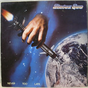 LP - Status Quo - Never Too Late