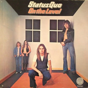 LP - Status Quo - On The Level - Gatefold