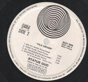 LP - Status Quo - Piledriver - FRANCE SWIRL