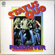 LP - Status Quo - Piledriver