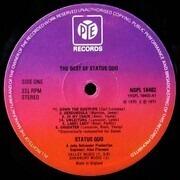 LP - Status Quo - The Best Of Status Quo - Purple Shade Labels