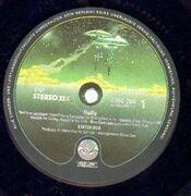 LP - Status Quo - Hello! - embossed cover