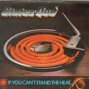 LP - Status Quo - If You Can't Stand The Heat - die cut sleeve