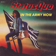 7'' - Status Quo - In The Army Now