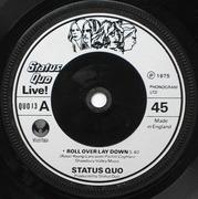 7'' - Status Quo - Live!