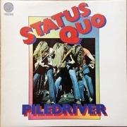LP - Status Quo - Piledriver - UK 1Y 2Y SWIRL