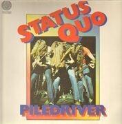 LP - Status Quo - Piledriver - Swirl Vertigo