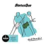 Double LP - Status Quo - Quid Pro Quo - 180GR/WHITE VINYL // PLUS 'OFFICIAL LIVE BOOTLEG'