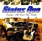 CD - Status Quo - Rockin' All Over the World