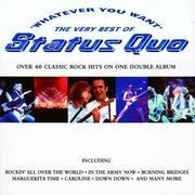 Double CD - Status Quo - Whatever You Want