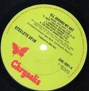 LP - Steeleye Span - All Around My Hat
