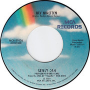 7inch Vinyl Single - Steely Dan - Hey Nineteen - With Paranthesis
