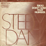 7'' - Steely Dan - Rikki Don't Lose That Number