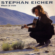 7inch Vinyl Single - Stephan Eicher - Rien À Voir